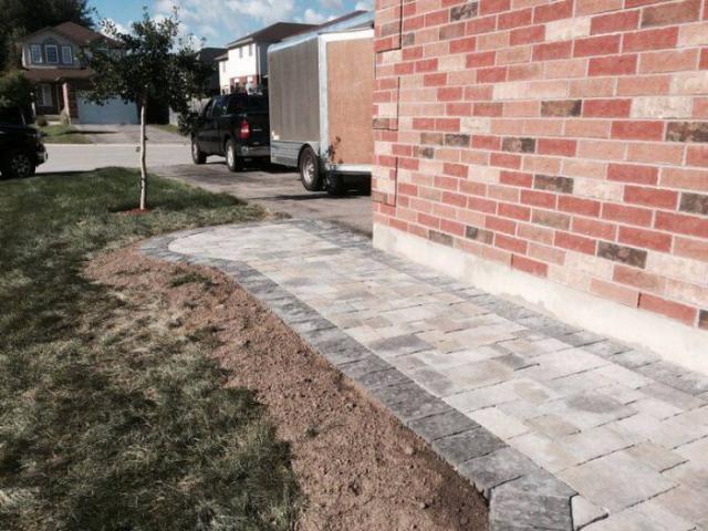 natures image new custom stone walkway