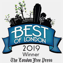 London Free Press Best of London Award Winner 2019