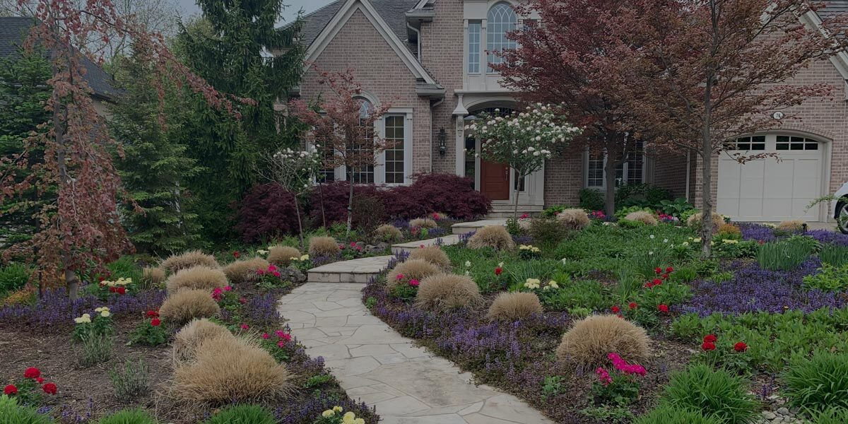 Maintained Garden in London ontario